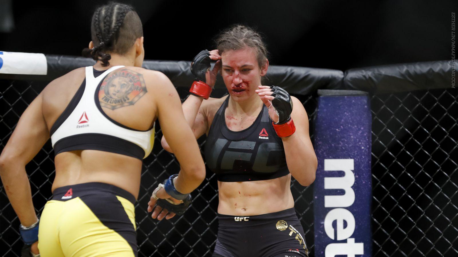 Miesha Tate calls UFC 200 loss to Amanda Nunes the 'worst ...
