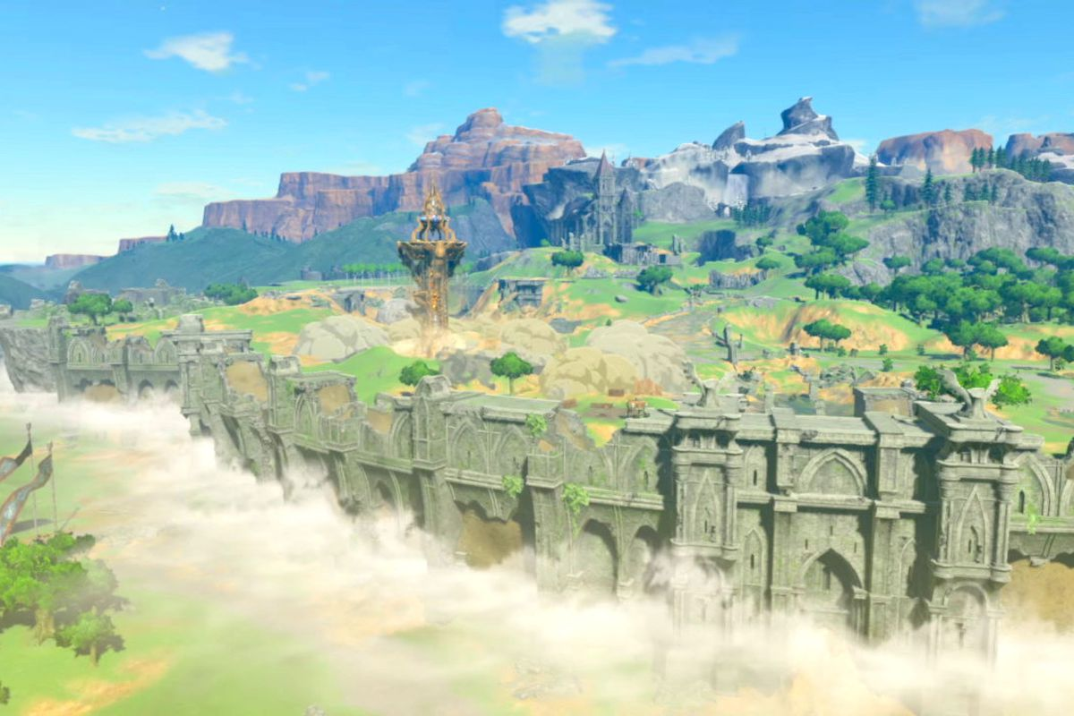 Breath Of The Wild Guide The Great Plateau S Secrets