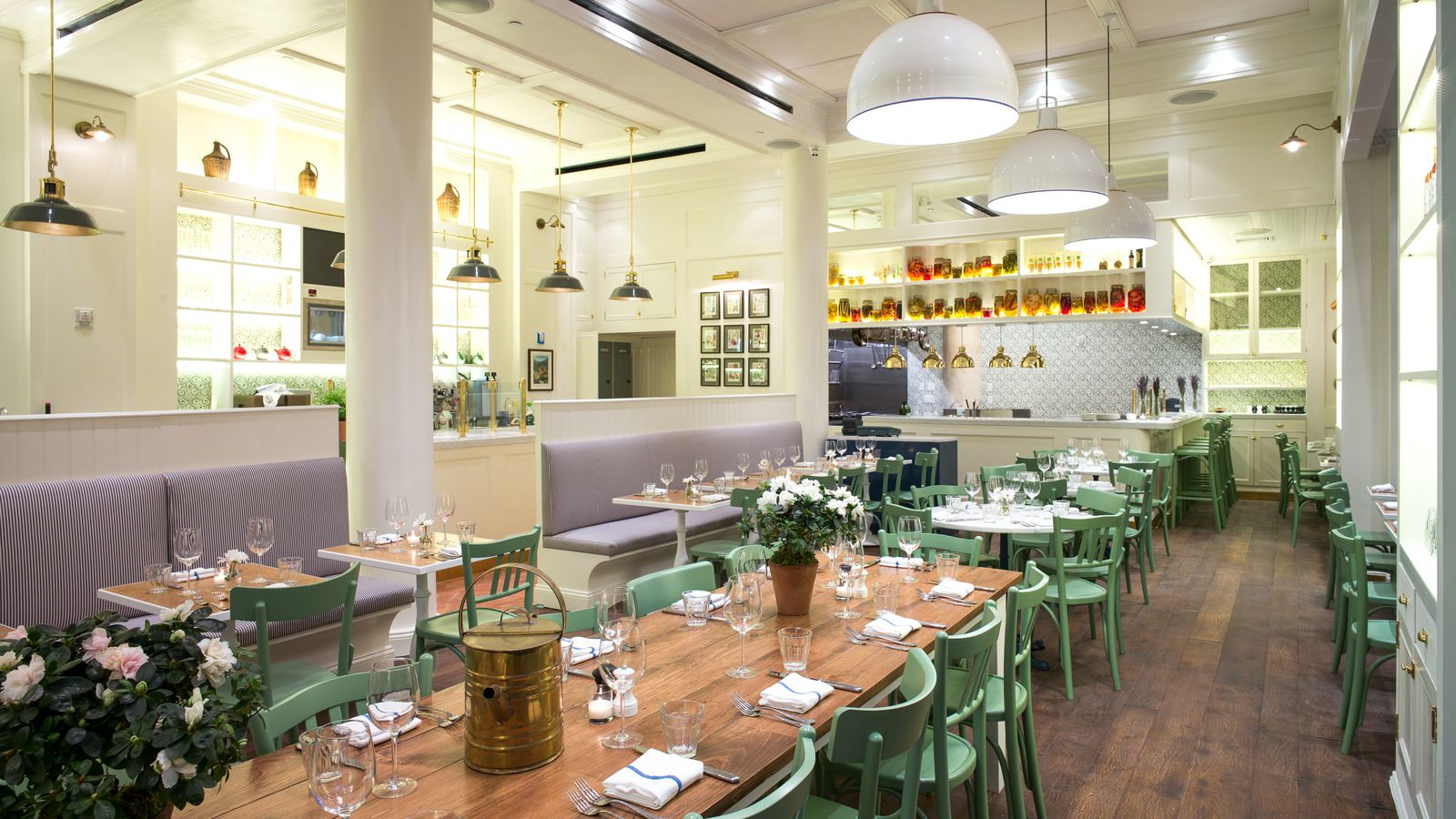 La Pecora Bianca Begins Serving Rustic Italian Fare Near Madison Square Park TONIGHT