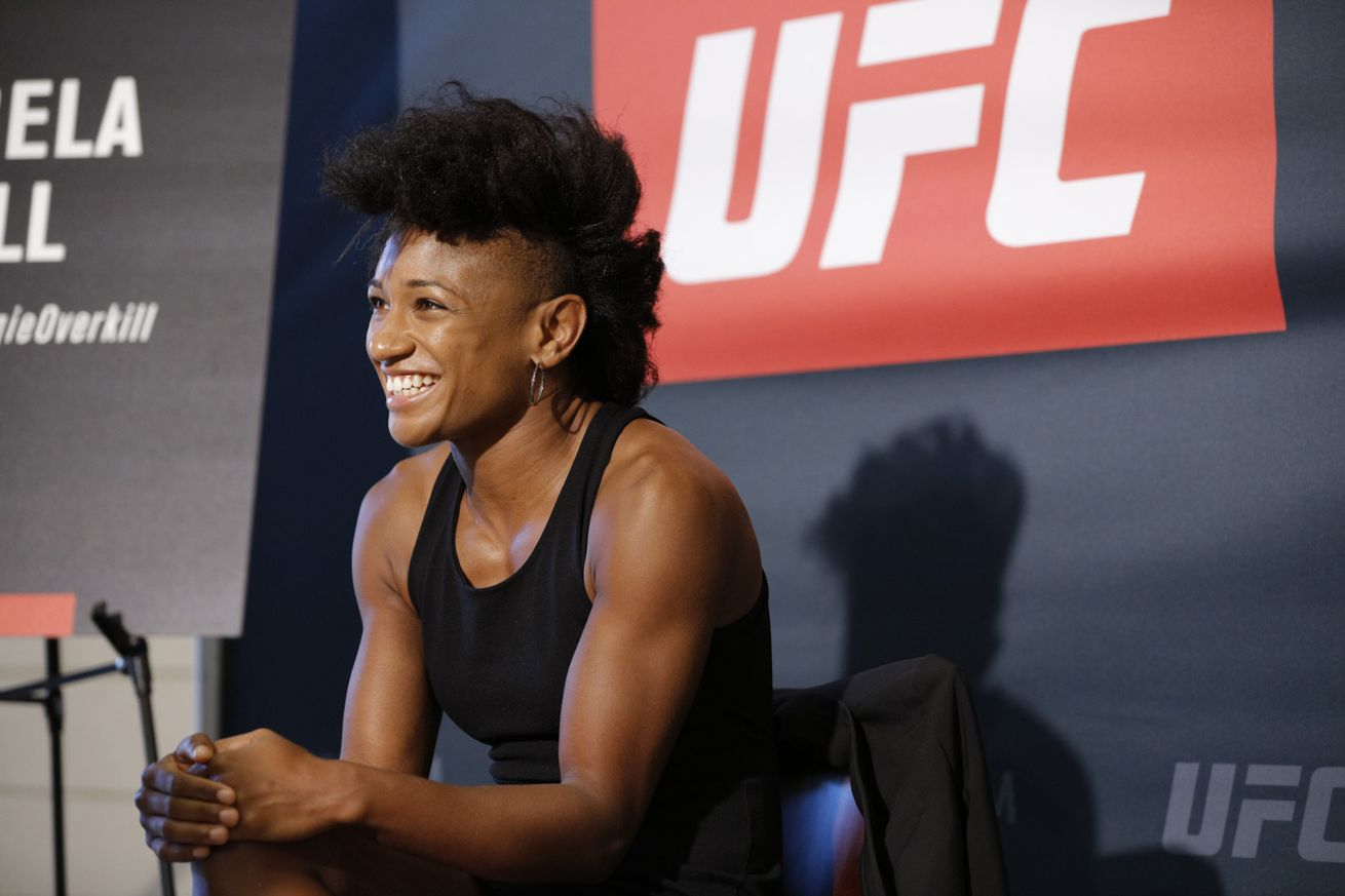community news, Angela Hill to face Jessica Andrade after UFC waives 'four month rule'