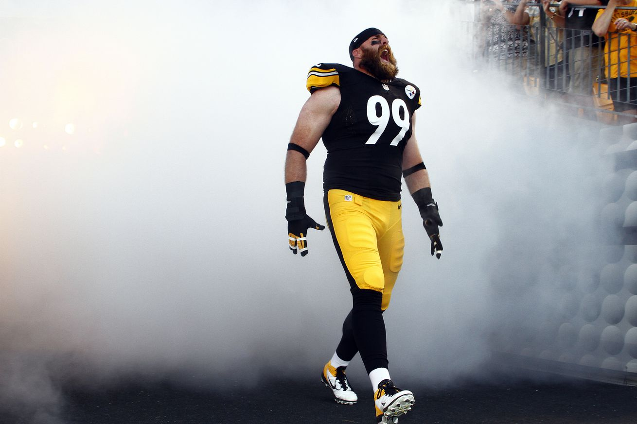 NFL Jerseys Outlet - Steelers injury report: Shamarko Thomas out, LaMarr Woodley, Brett ...