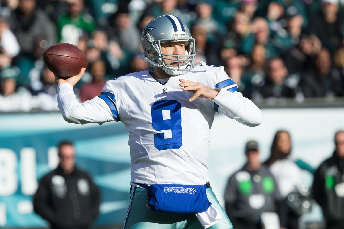 Retiring QB Tony Romo to wear No. 9 for Mavericks
