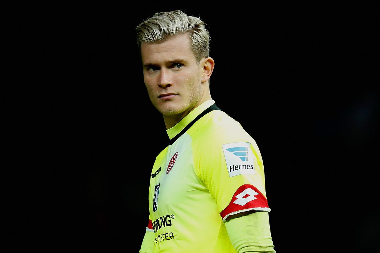 Loris Karius Reportedly Set To Join Liverpool