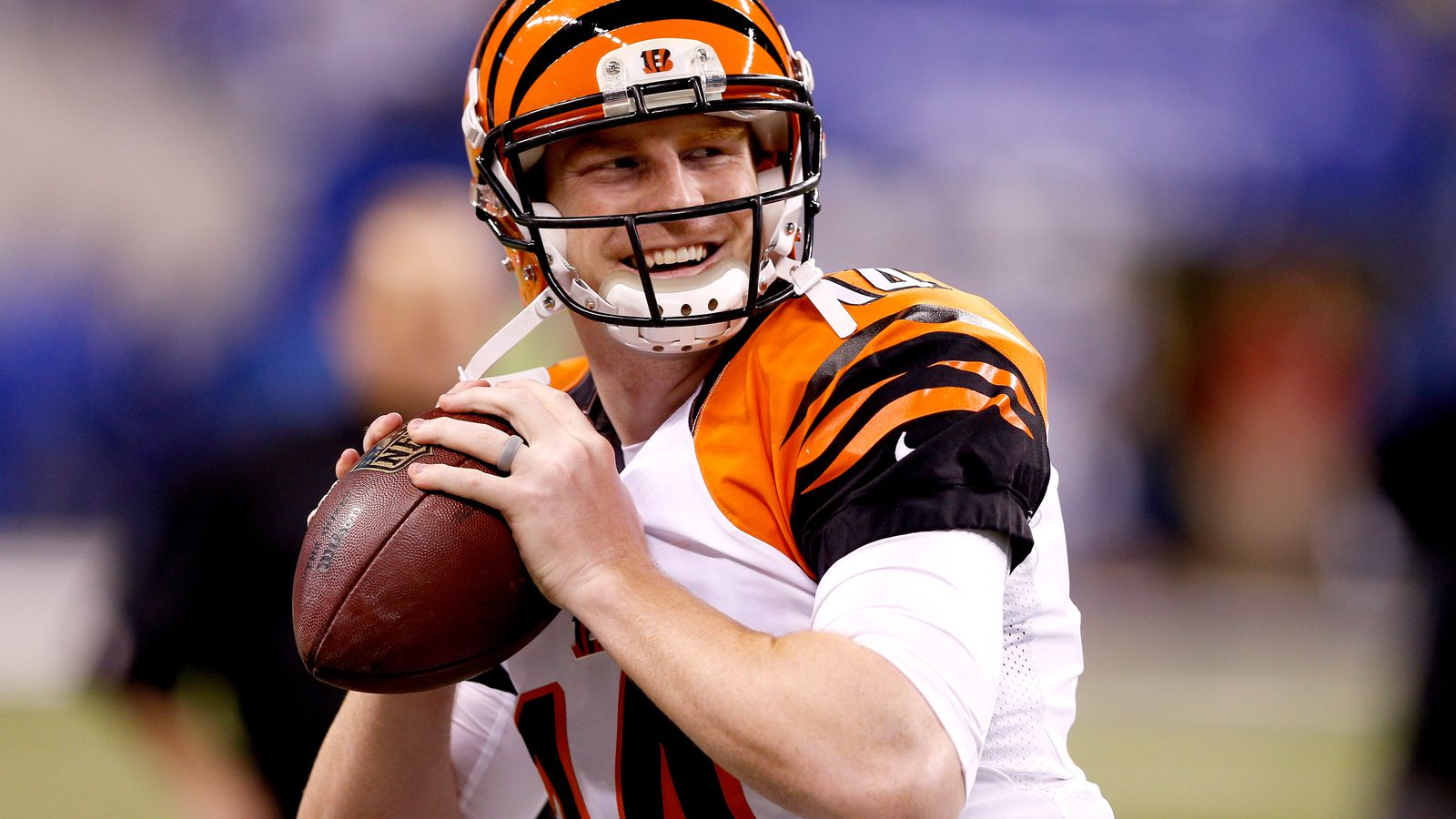 Cincinnati Bengals Quarterback Andy Dalton Named To The