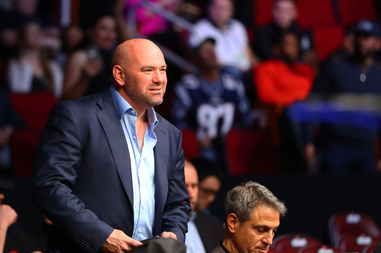 Dana White would've signed a 55 year deal with UFC, WME IMG if given the chance