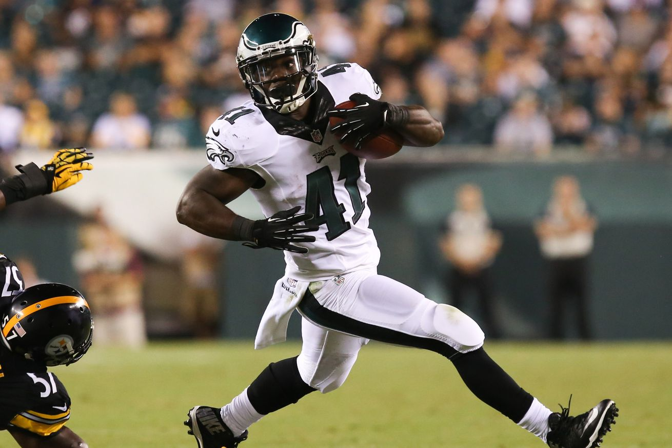 Nike jerseys for Cheap - Philadelphia Eagles sign Kenjon Barner to practice squad contract ...