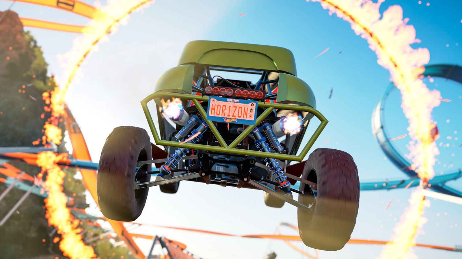 Forza Horizon 3's getting a cool Hot Wheels expansion