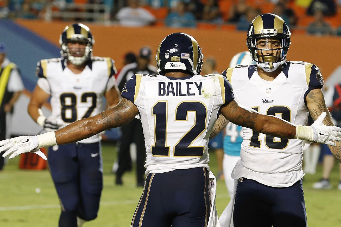 NFL Jerseys Outlet - Know the Enemy Daily Links 11/25: Rams WR Stedman Bailey in ...