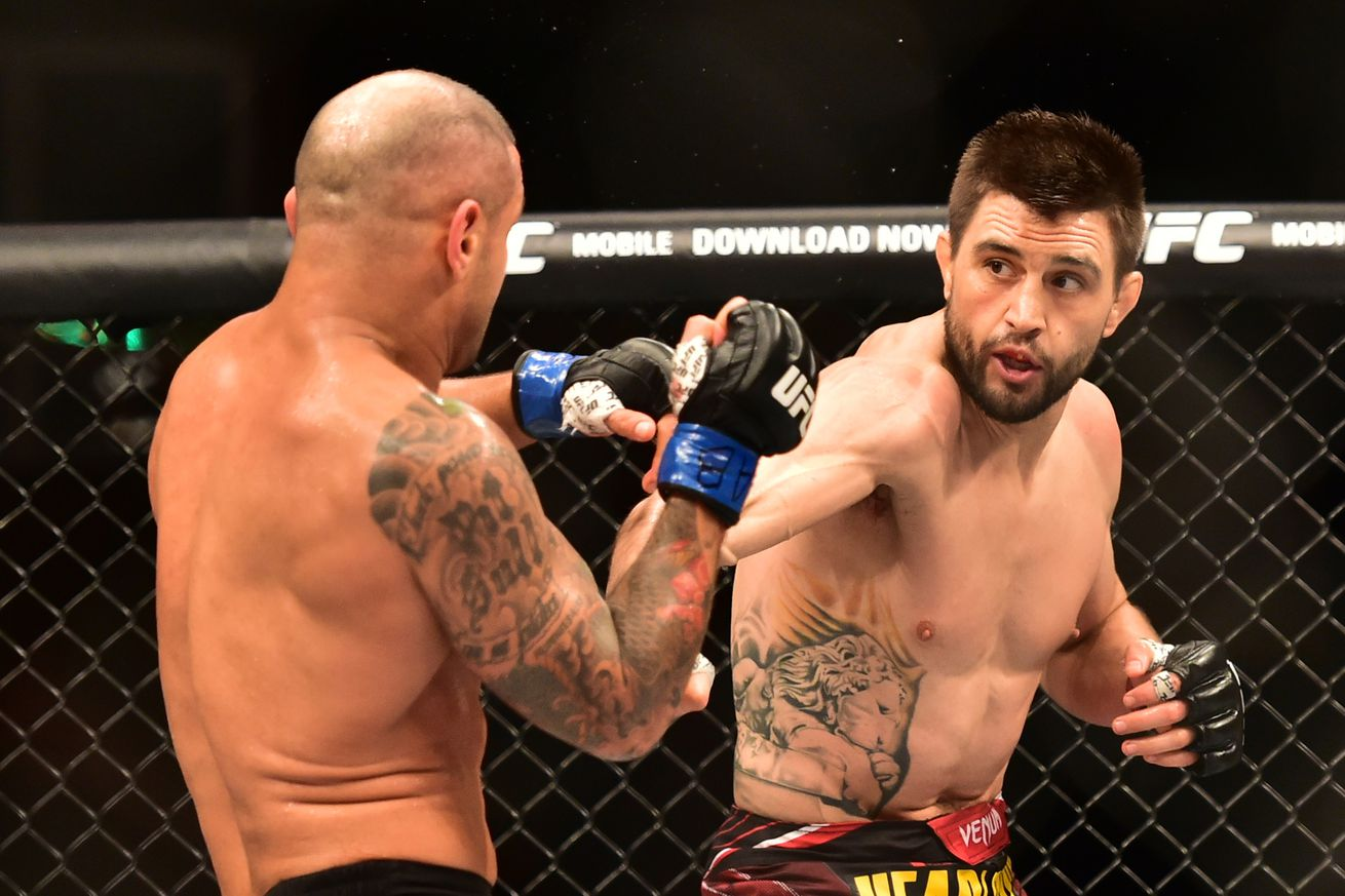 UFC on FOX 21: Carlos Condit, Fighter to Watch tonight in Vancouver