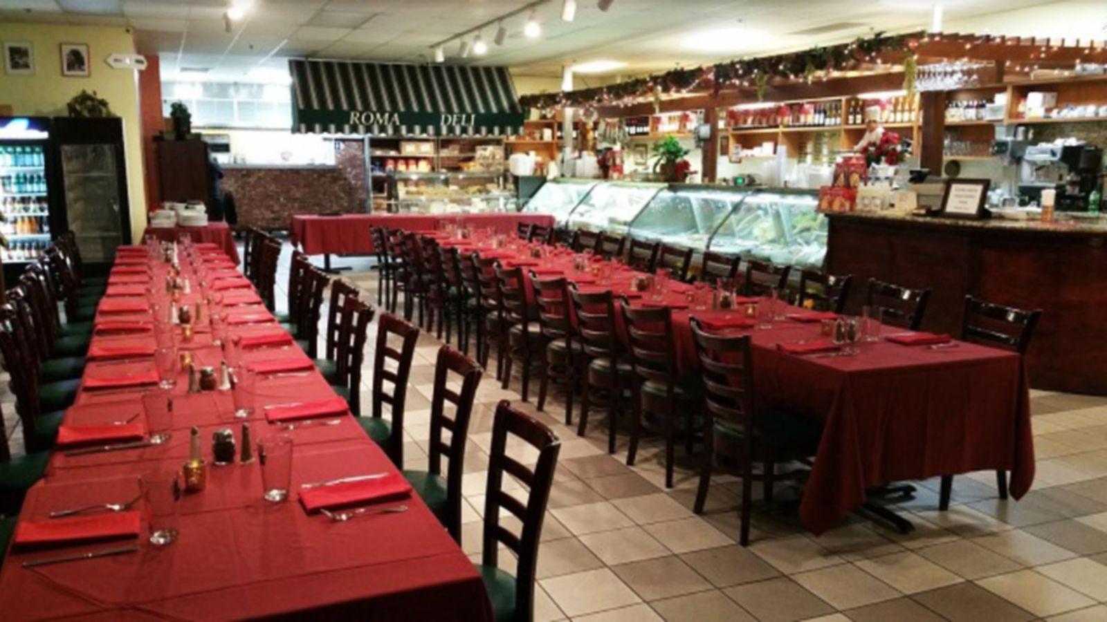 Roma Italian Restaurant Miami
