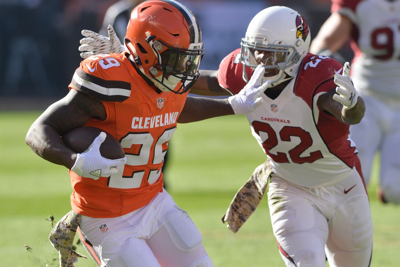 Nike NFL Mens Jerseys - Tony Jefferson says win over Browns was highlight of the season ...