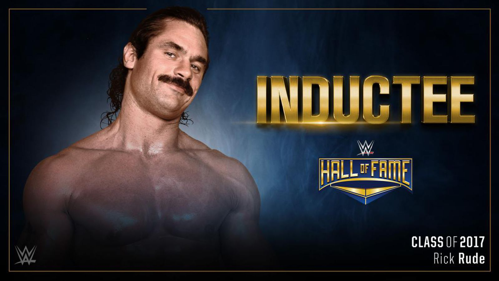 """Ravishing"" Rick Rude joins WWE Hall of Fame class of 2017"