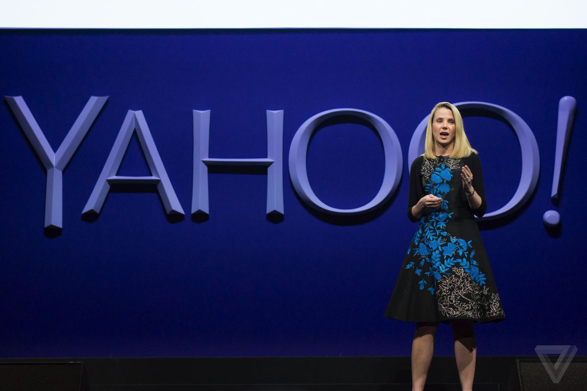 Rich Person Marissa Mayer Bravely Forgoes Her Bonus Over Yahoo Security Clusterfuck