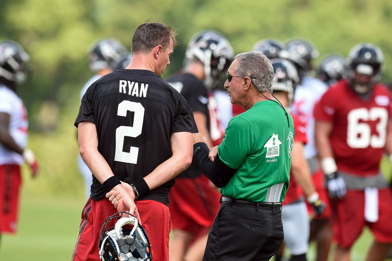 NFL Jerseys NFL - Falcons Training Camp 2016: offensive improvement on day 6 - The ...