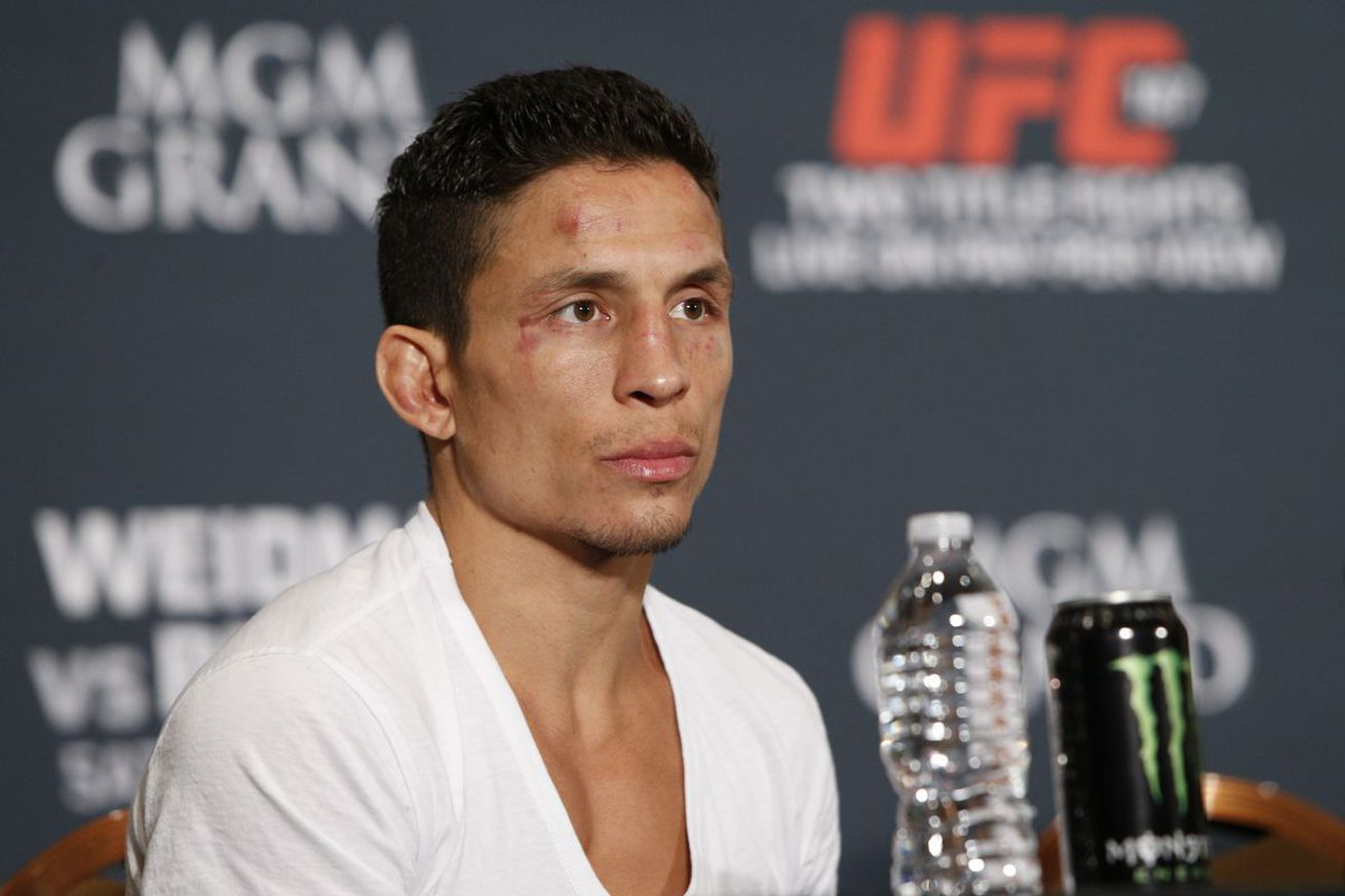 community news, Joseph Benavidez injured, out of UFC Fight Night 110 against Ben Nguyen