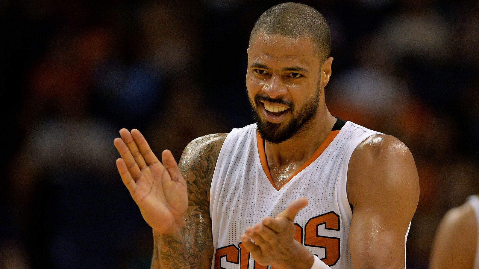 tyson chandler - photo #44