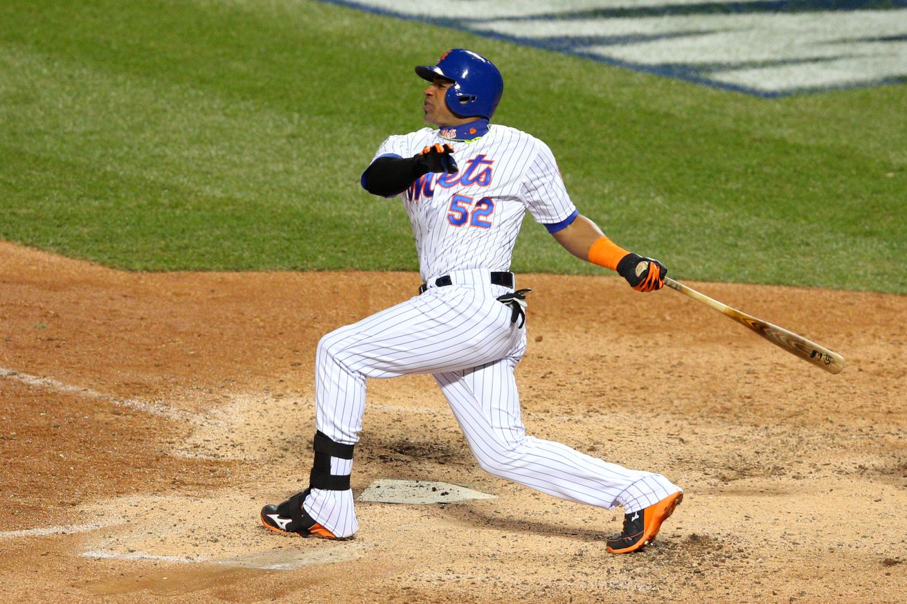 Mets open to 2-3 year deal with Yoenis Cespedes, report says