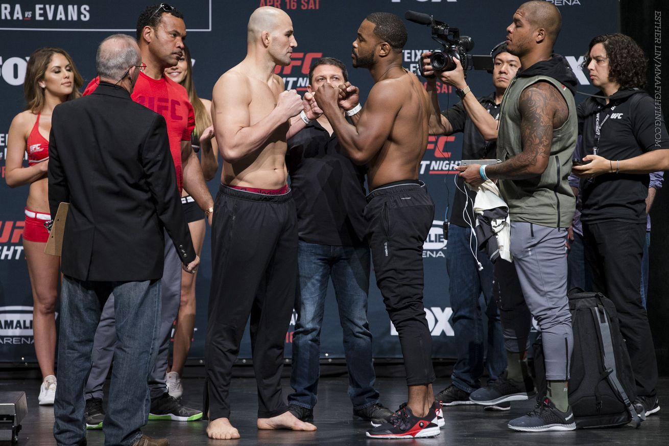 community news, UFC on FOX 19 live blog: Glover Teixeira vs. Rashad Evans