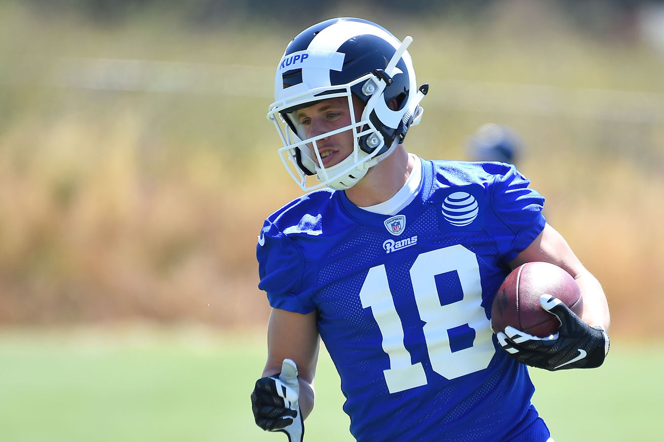 Random Ramsdom 5/20: Kupp to Become Goff's Safety Net, Team's Leading Receiver?