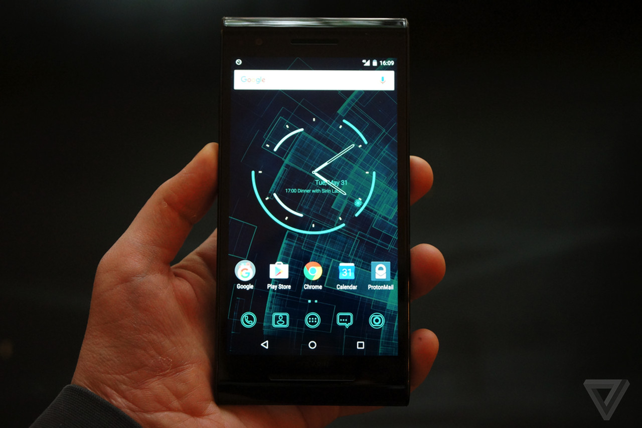 Phone Most Expensive Android Phones sirin labs solarin is todays most ridiculous 16000 android phone