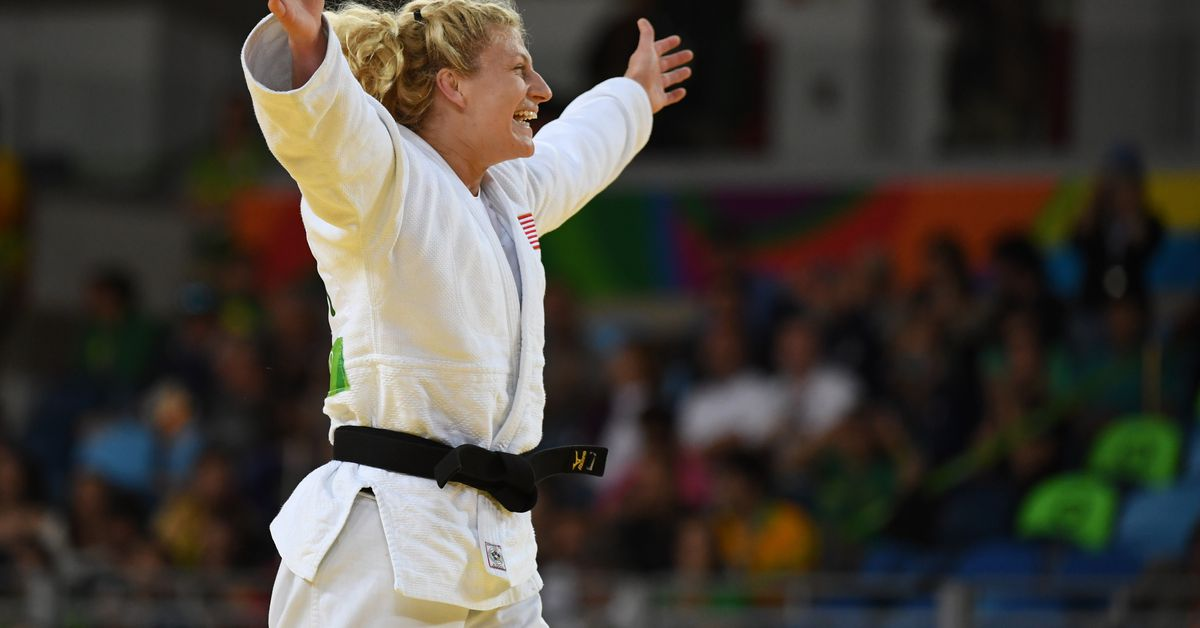 Kayla Harrison Earns Second Judo Olympic Gold Medal