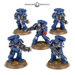 Intercessor Squad