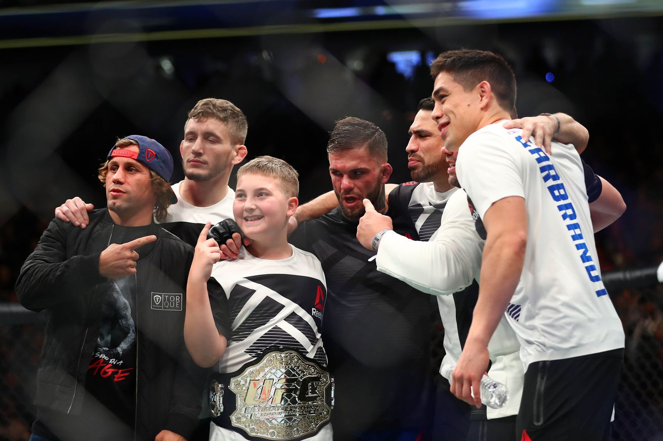 Cody Garbrandt, TJ Dillashaw reveal assistant coaches for The Ultimate Fighter (TUF): Redemption