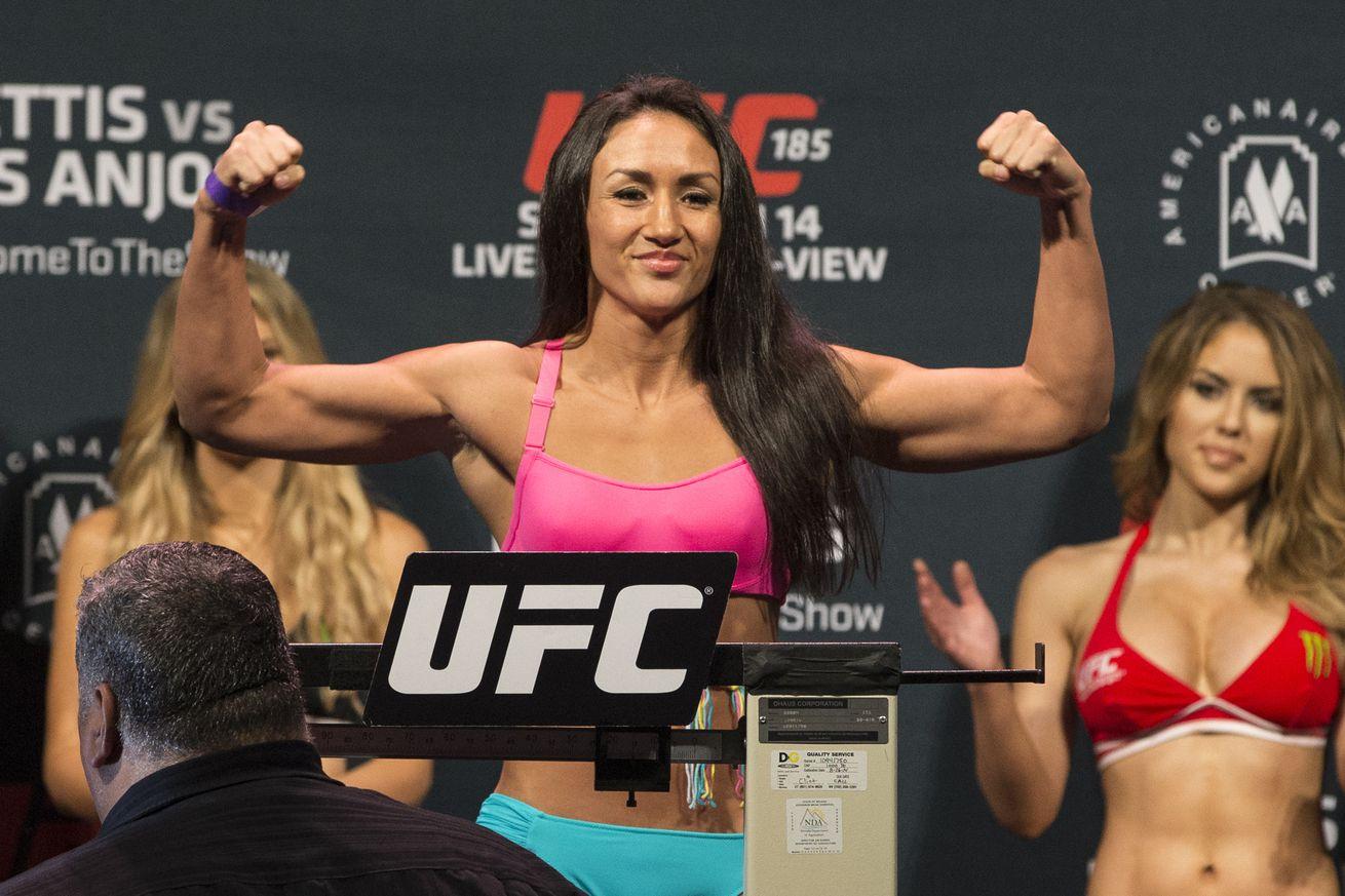 community news, Carla Esparza vs Rando Markos set for UFC Halifax … and 'Claudinha' isn't happy about it
