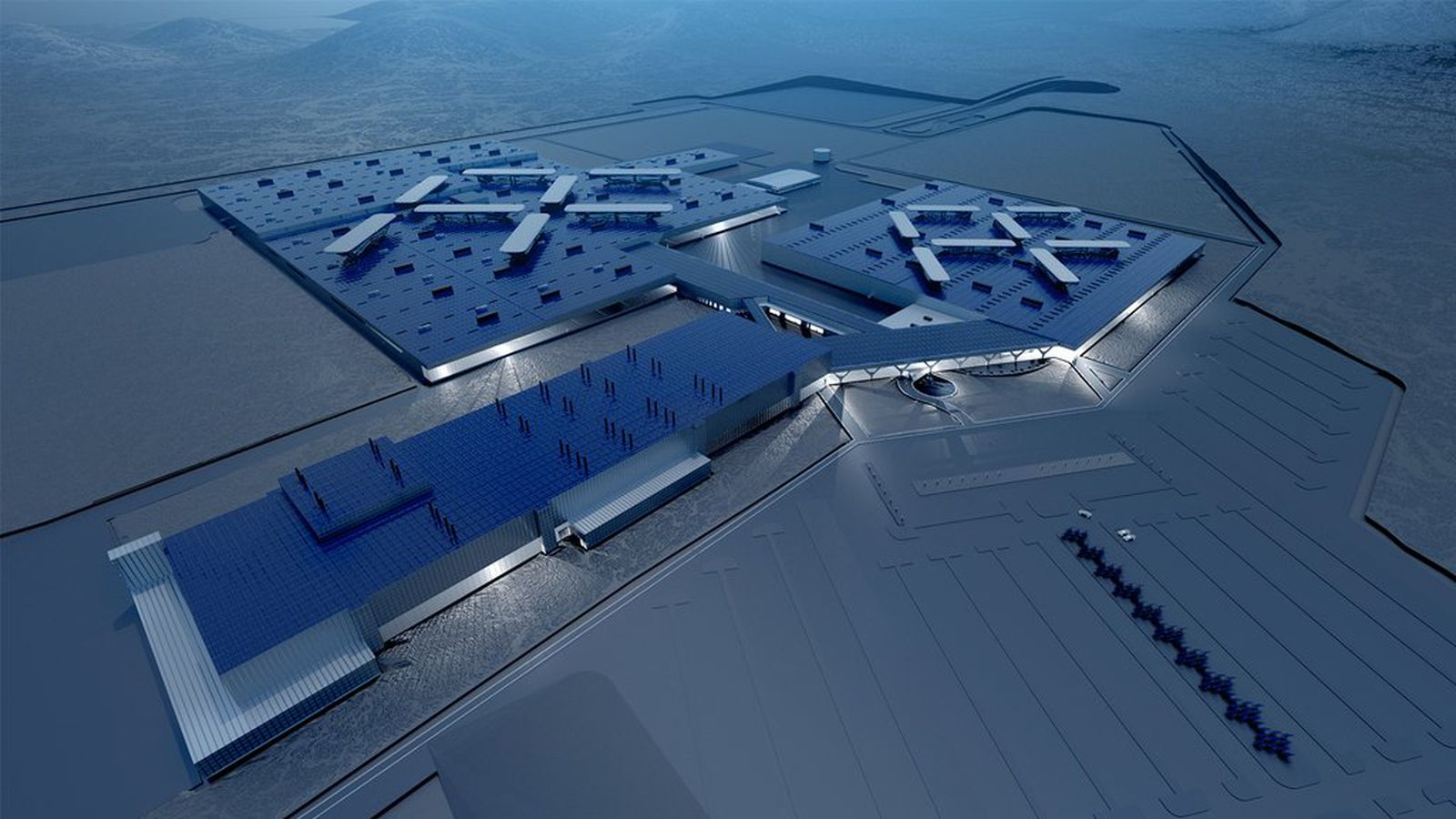 faraday future breaks ground on 1 billion nevada factory   the