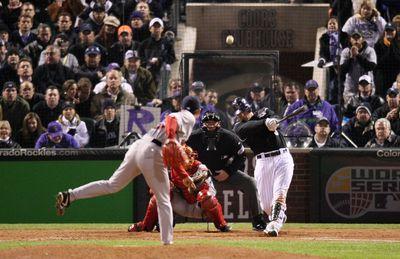 World Series: Boston Red Sox v Colorado Rockies - Game 3