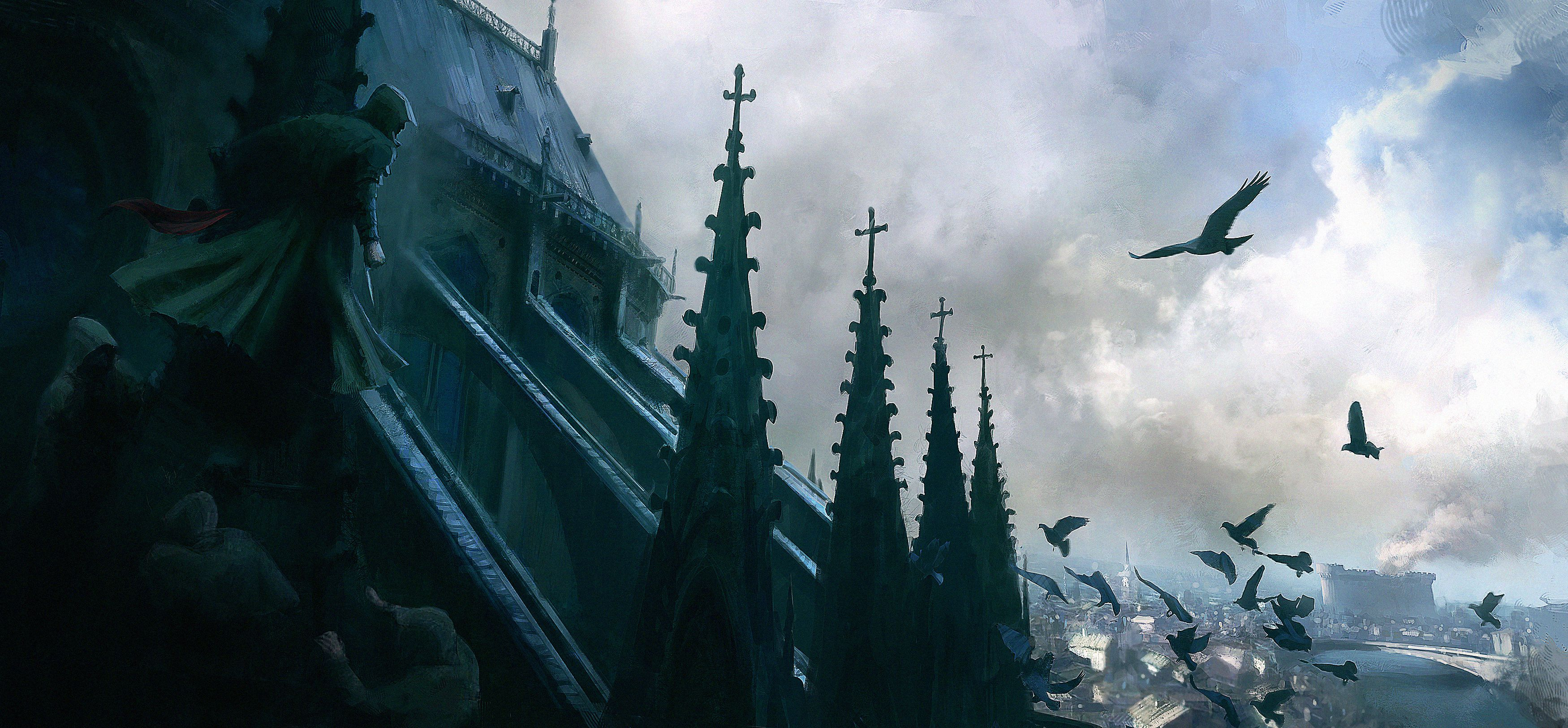 Building A Better Paris In Assassin S Creed Unity The
