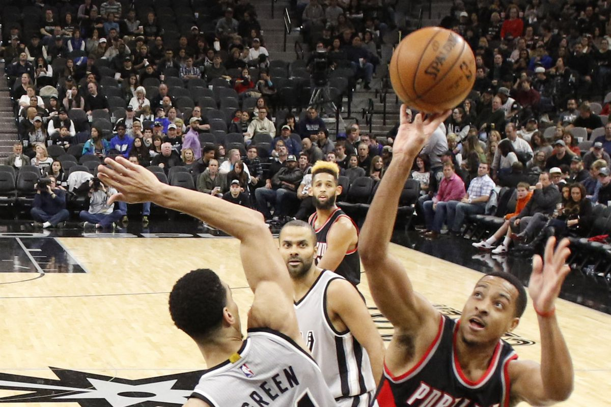 Spurs officially make LaMarcus Aldridge available against Trail Blazers