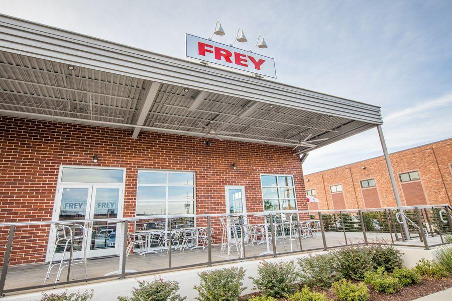 Frey Restaurant New Orleans