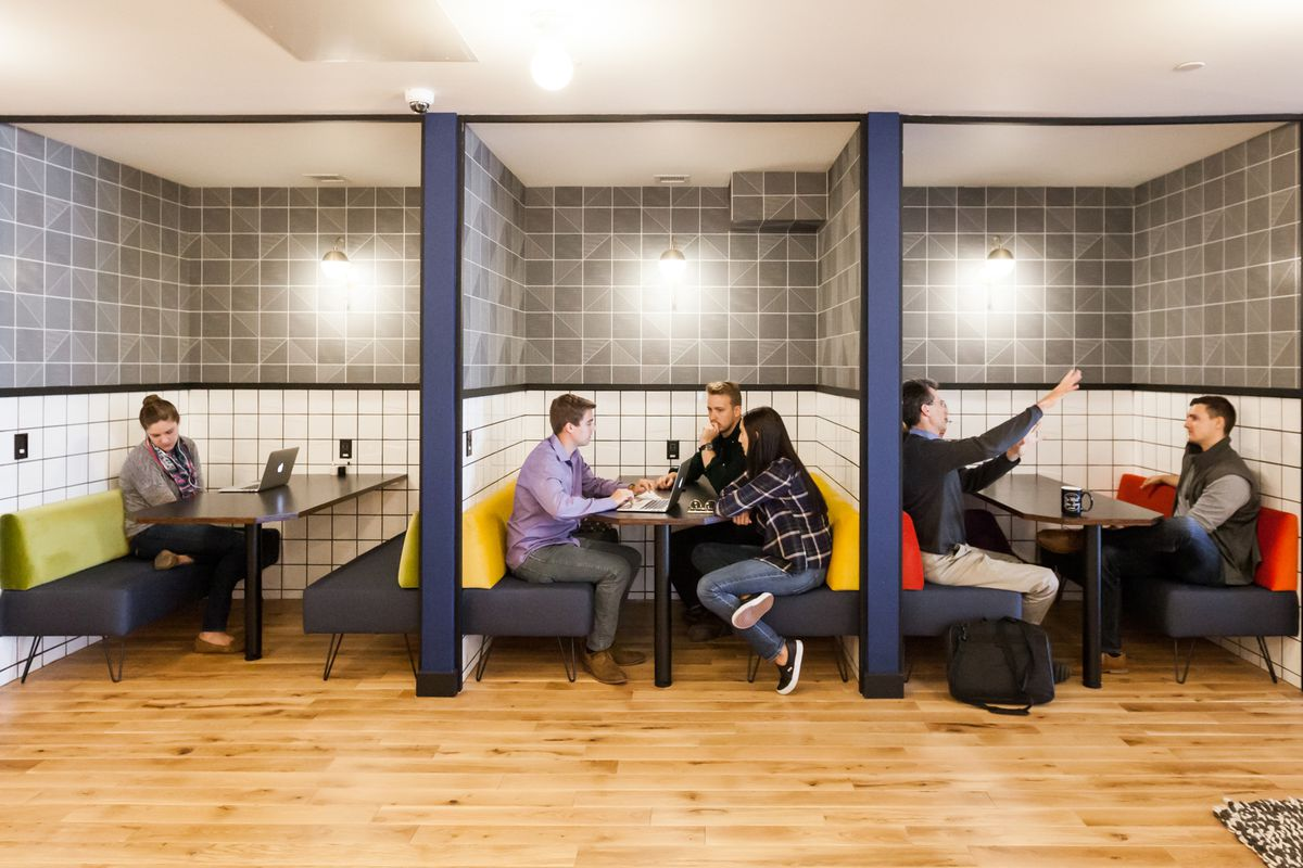 Wework 39 s sixth sf location debuts in fidi curbed sf - San francisco tourist information office ...