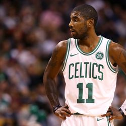Kyrie Irving <br>