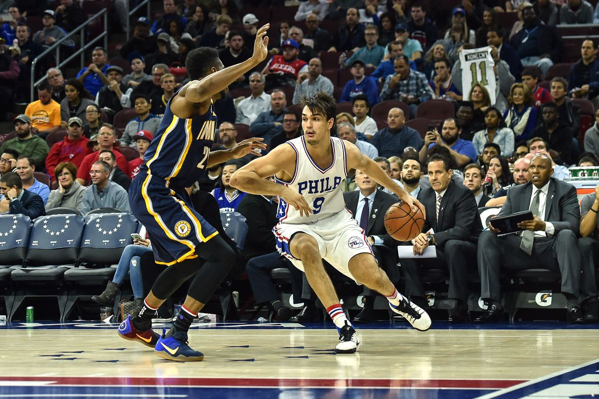Pacers beat Sixers; close in on playoff spot