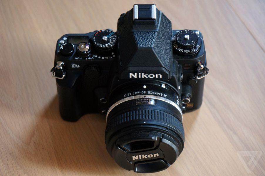 Nikon Df hands-on gallery