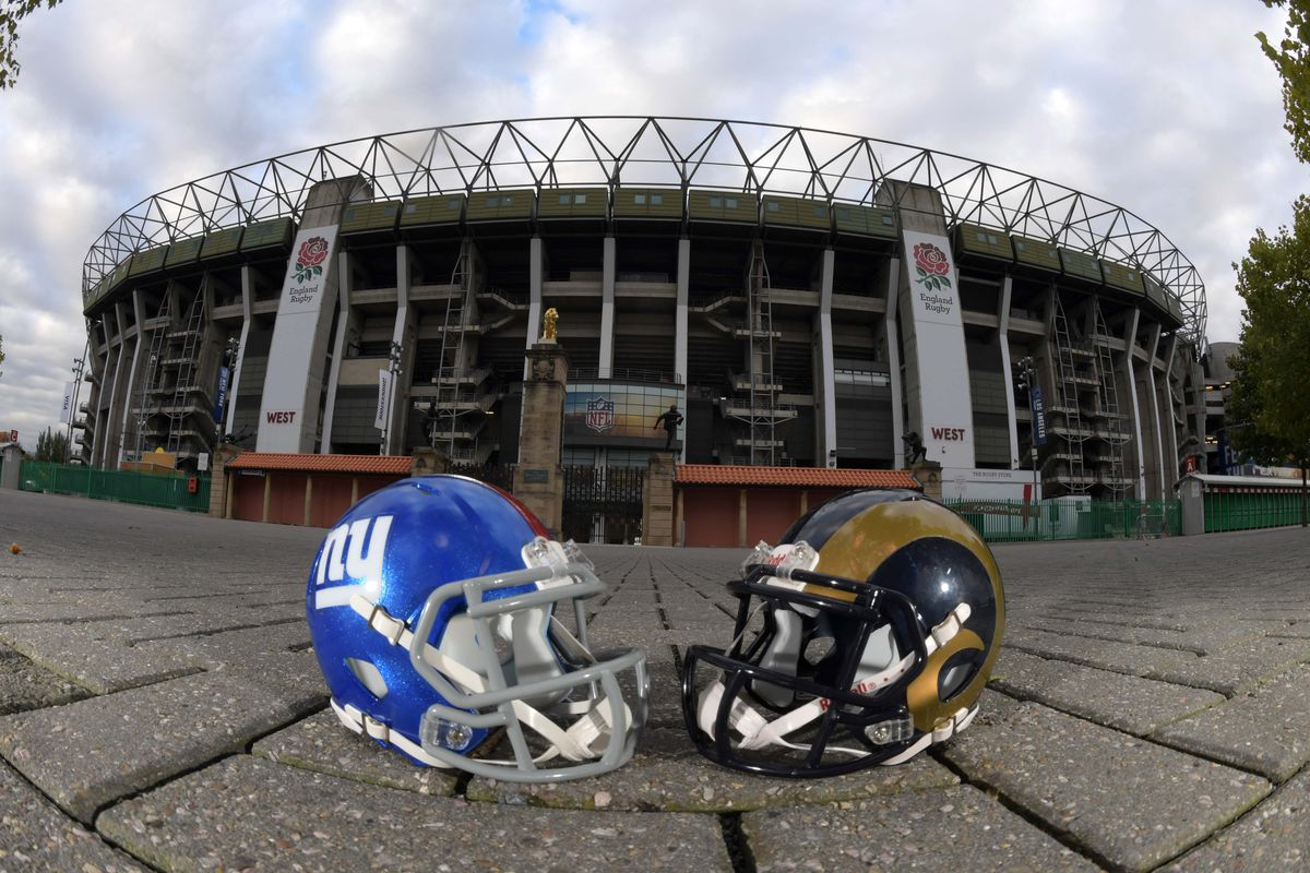 Giants At Rams Game Time Tv Channel Radio Live Stream