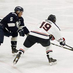 St. Francis Xavier X-Men vs UConn Men's Hockey