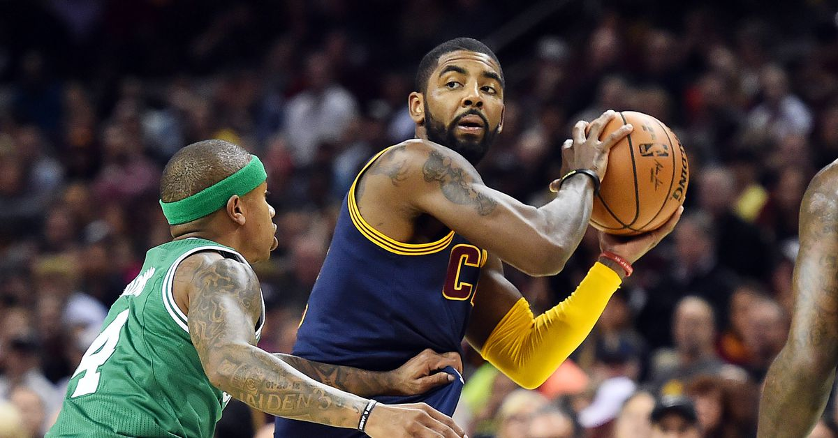 Kyrie Irving's trade return gave the Cavaliers everything they could have wanted