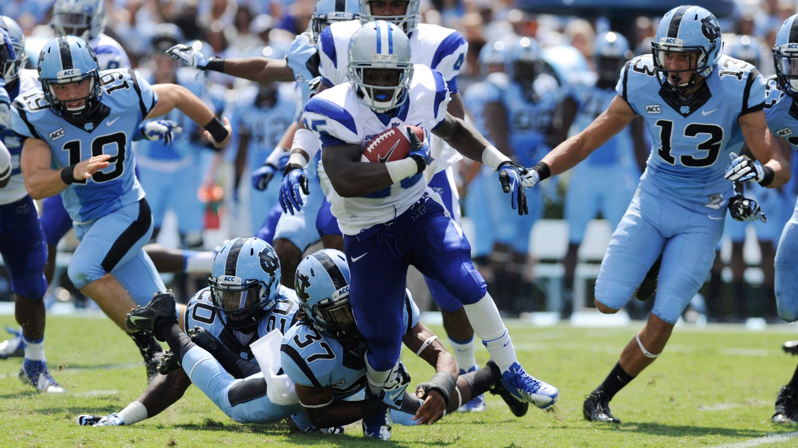 The big 2014 MTSU football preview: Blue Raiders have two ...