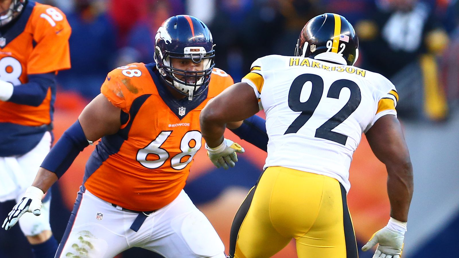 Steelers Film Room  Analyzing OT Ryan Harris run blocking skills ... 5ed67351b