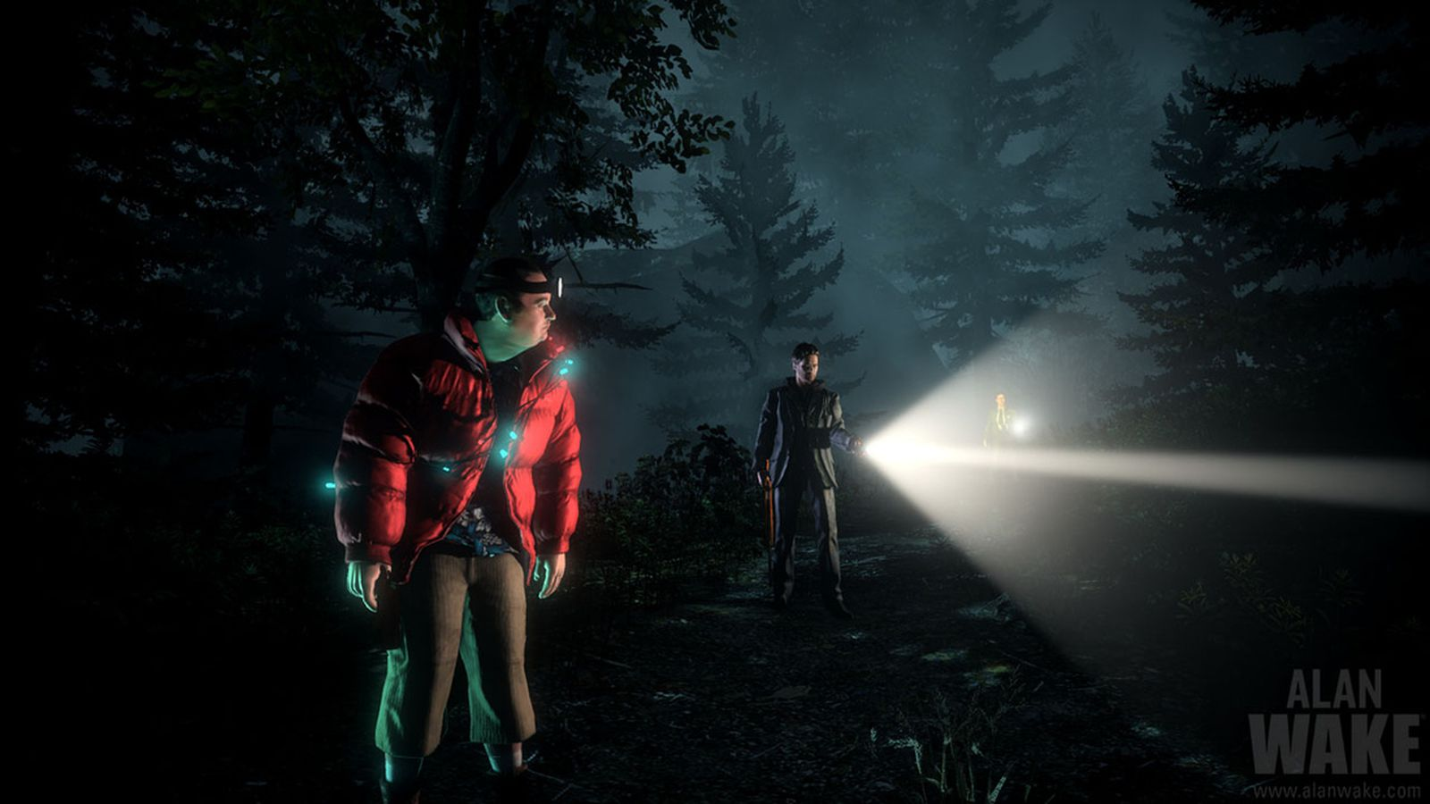 Alan Wake vanishes from stores next week