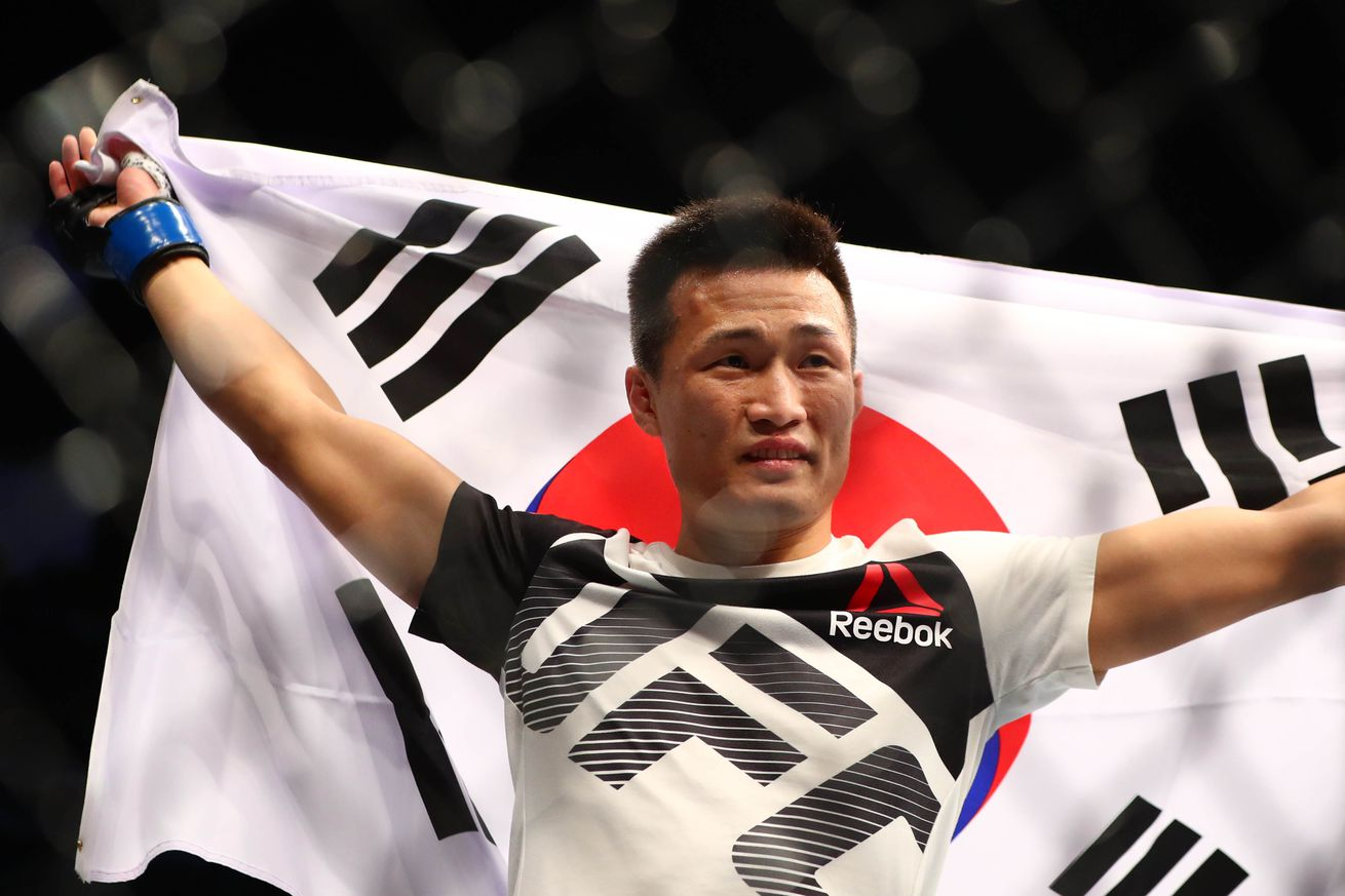 community news, Report: Korean Zombie vs. Ricardo Lamas in the works to potentially headline UFC on FOX 25 in Long Island