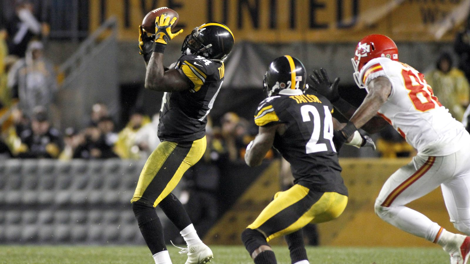 ... go as far as Lawrence Timmons can take them - Behind the Steel Curtain