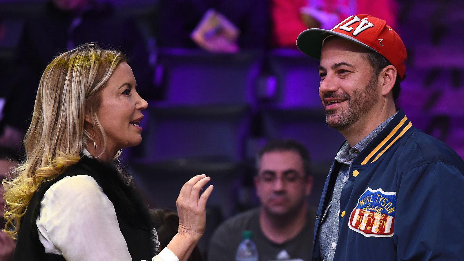 Jeanie Buss Says Shell Send Dragons After Anyone Who -2595