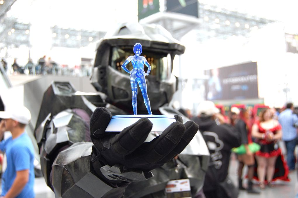 Andrew Northarup, Master Chief (Halo 3)