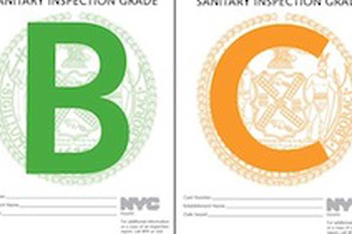 fake inspections help restaurants get good grades eater ny out of fear of receiving the dreaded b or c grades from the health department more and more restaurateurs are turning to consulting companies that will