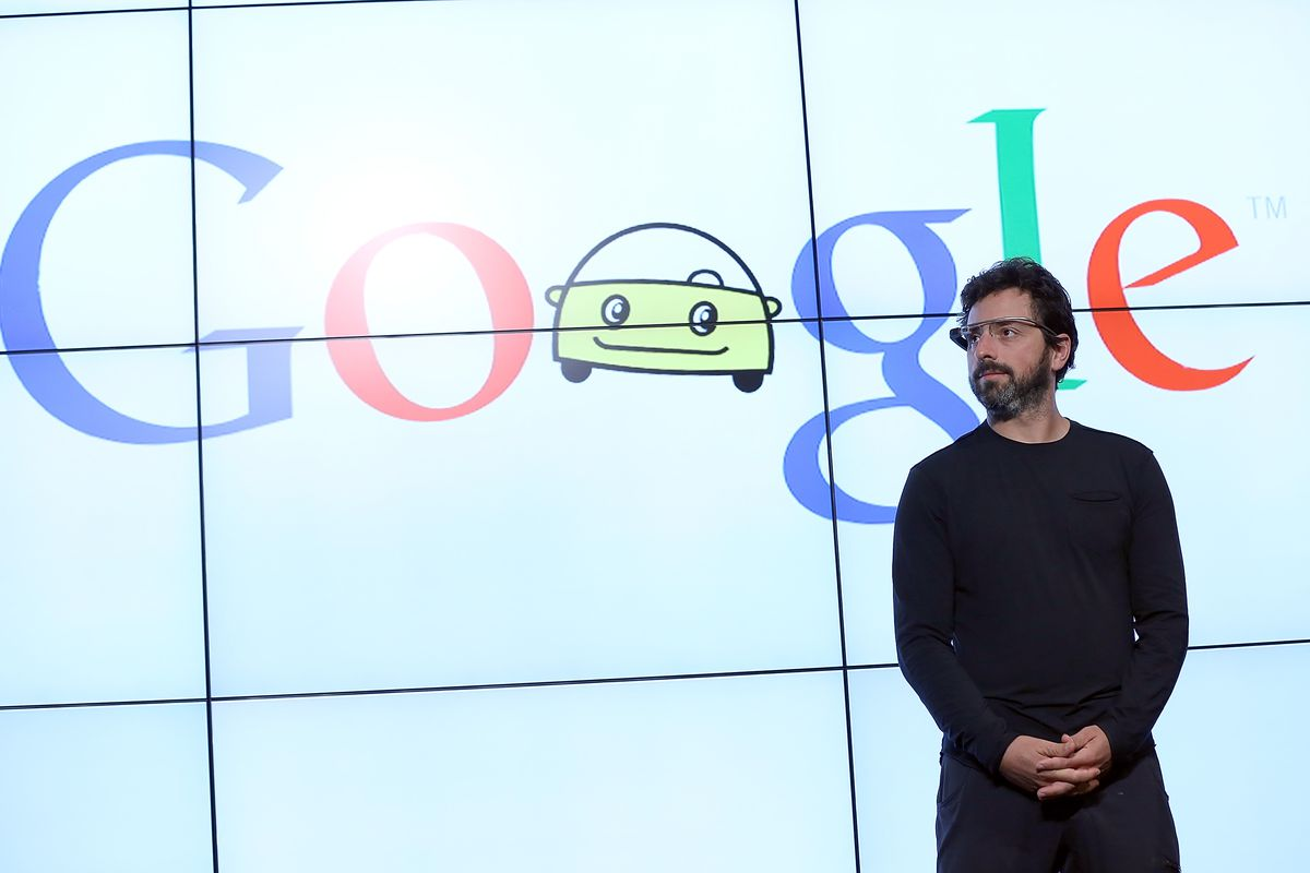 Google's Sergey Brin Reportedly Building Secret Airship In An Old NASA Hanger