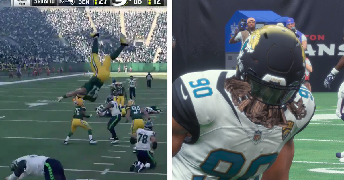 Madden Nfl 18 Glitches Are Back And Better Than Ever